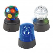 Mini Battery Operated Sensory Lights (12cm)