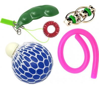 Sensoreez Fidget Sensory Pack
