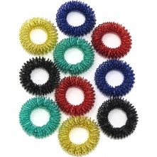 Finger Hedgehog Stress Relief Fidget Sensory Toys