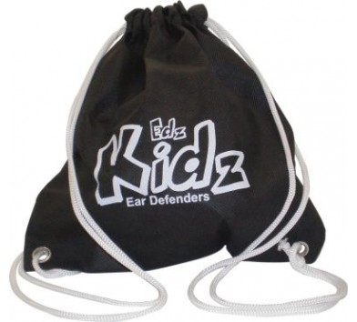 Drawstring Bags 36 Pack Black