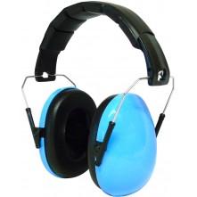 Kids Ear Defenders Blue Gloss ( NO LOGO )
