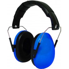 Kids Ear Defenders Dark Blue Gloss ( NO LOGO )