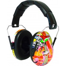 Kids Ear Defenders Graffiti