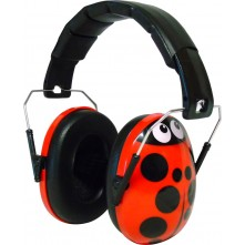 Kids Ear Defenders LadyBird