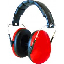 Kids Ear Defenders Red Gloss ( NO LOGO )
