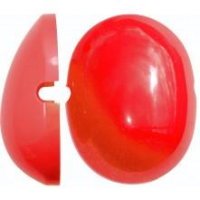 Edz Capz Gloss Red