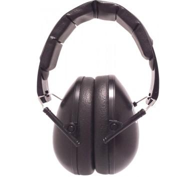 Kids Ear Defenders Black Matt