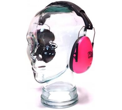 Kids Ear Defenders Pink Matt