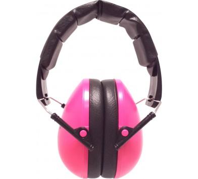 Kids Ear Defenders Pink 6 Pack