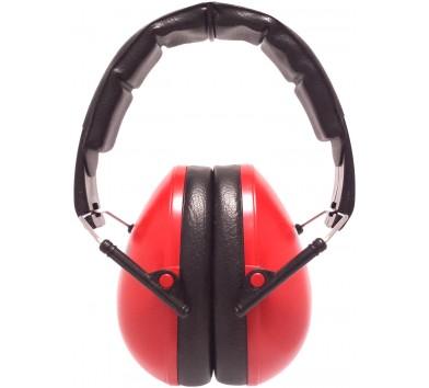 Kids Ear Defenders Red 6 Pack