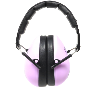 Kids Ear Defenders Lilac Matt