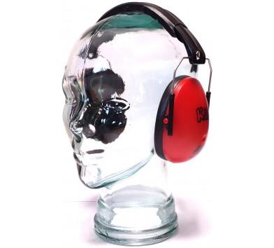 Kids Ear Defenders Red 36 Pack