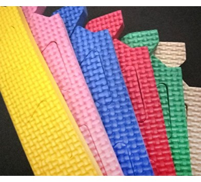 Edz Matz Foam Matting (36 Piece Matz Edging)