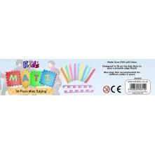 Edz Matz Foam Matting (36 Piece Matz Edging)