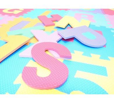 Edz Matz Foam Matting 36 Alphabet Pack