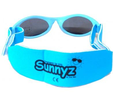 Sunnyz Sunglasses Blue Dinosaur