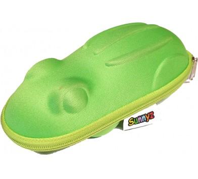 Sunnyz Sunglasses Case Frog Design