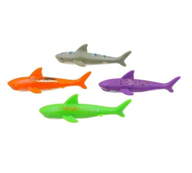 Edz Kidz Dive Weights ( 4 Sharks )