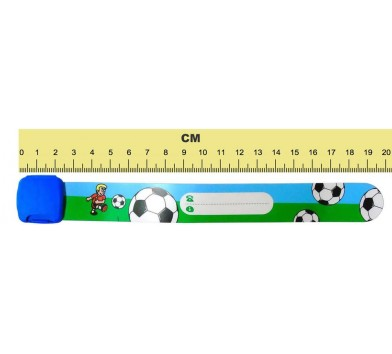 Edz Kidz ID Wristband- Football