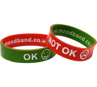 Autistic Mood Bands