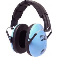 Kids Ear Defenders Light Blue Matt