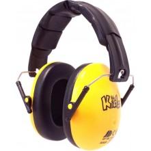 Kids Ear Defenders Yellow Matt