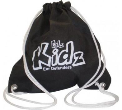 Draw String Bag Black