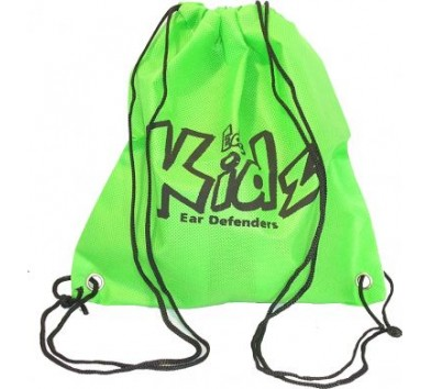 Draw String Bag Green
